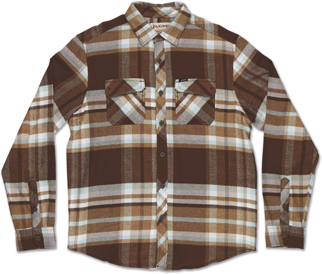 Dakine - Roper Light Brown - Shirts - XL