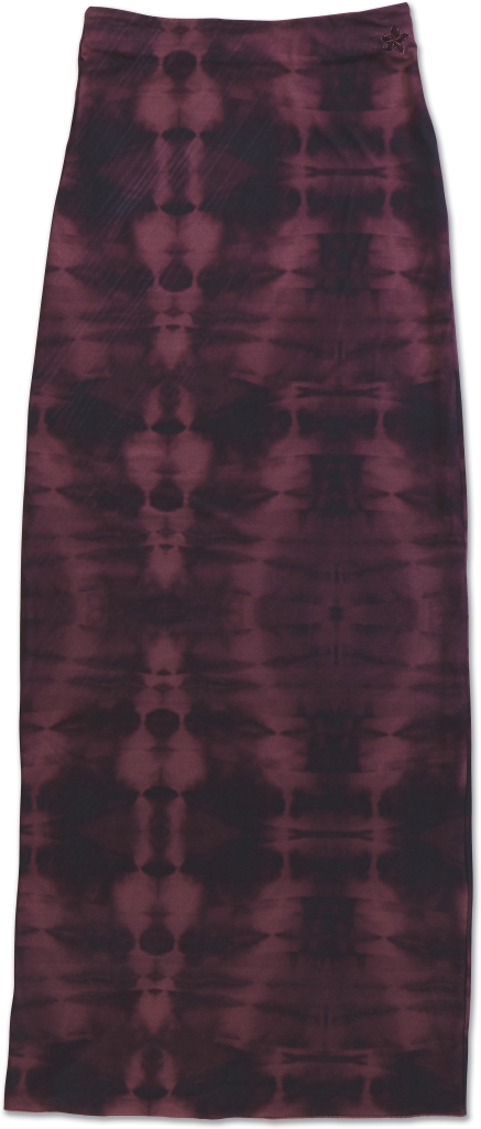 Dakine Jasmine Maxi Skirt Purple Tie Dye-30