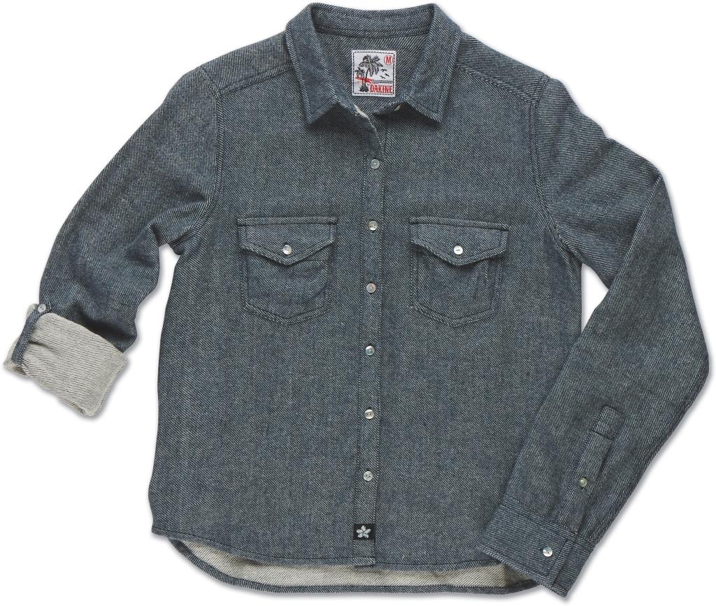 Dakine - Shipwreck Flannel Indigo - Shirts -