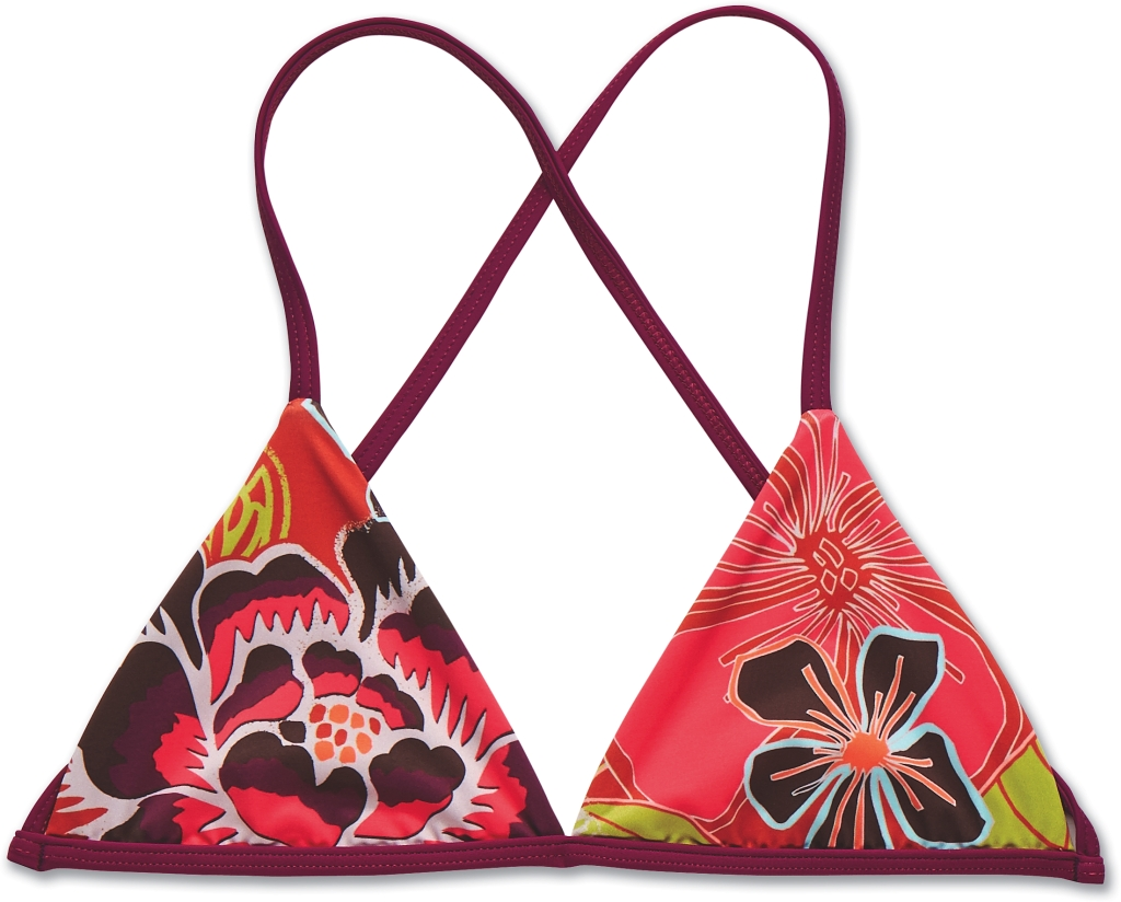 Dakine Dawn Patrol Top Kimono Purple-30