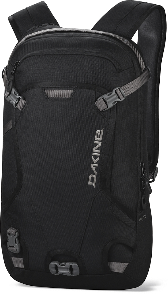 Dakine Heli Pack 12l Black-30
