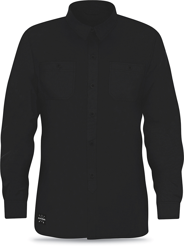 Dakine Mens Underwood Flannel Black-30