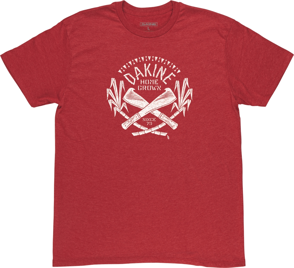 Dakine Home Grown Red Heather-30