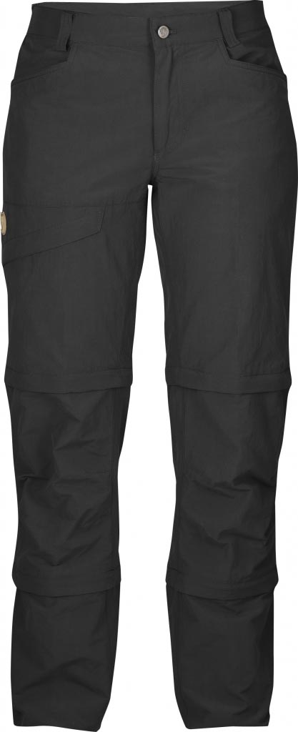 FjallRaven Daloa MT 3 stage Trousers Dark Grey-30