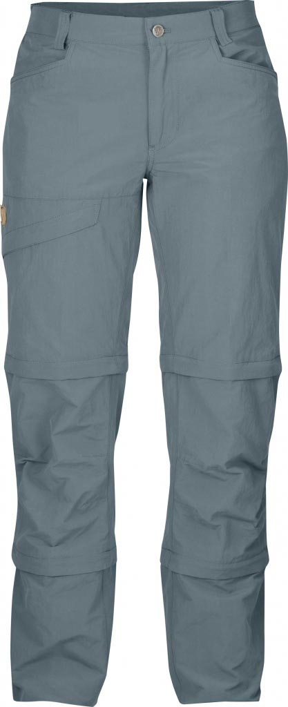 FjallRaven Daloa MT 3 stage Trousers Steel Blue-30