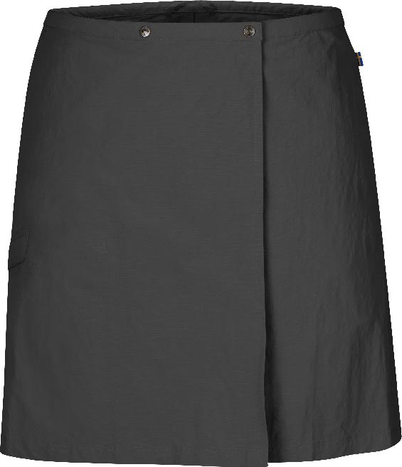 FjallRaven Daloa MT Skorts Dark Grey-30
