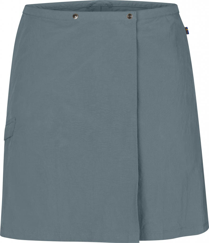 FjallRaven Daloa MT Skorts Steel Blue-30