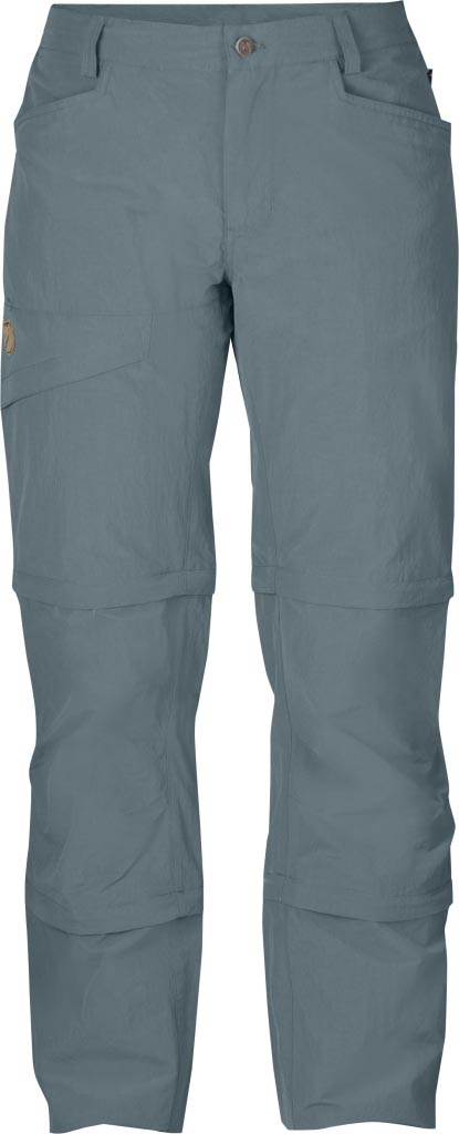 FjallRaven Daloa MT Zip-Off Trousers Steel Blue-30