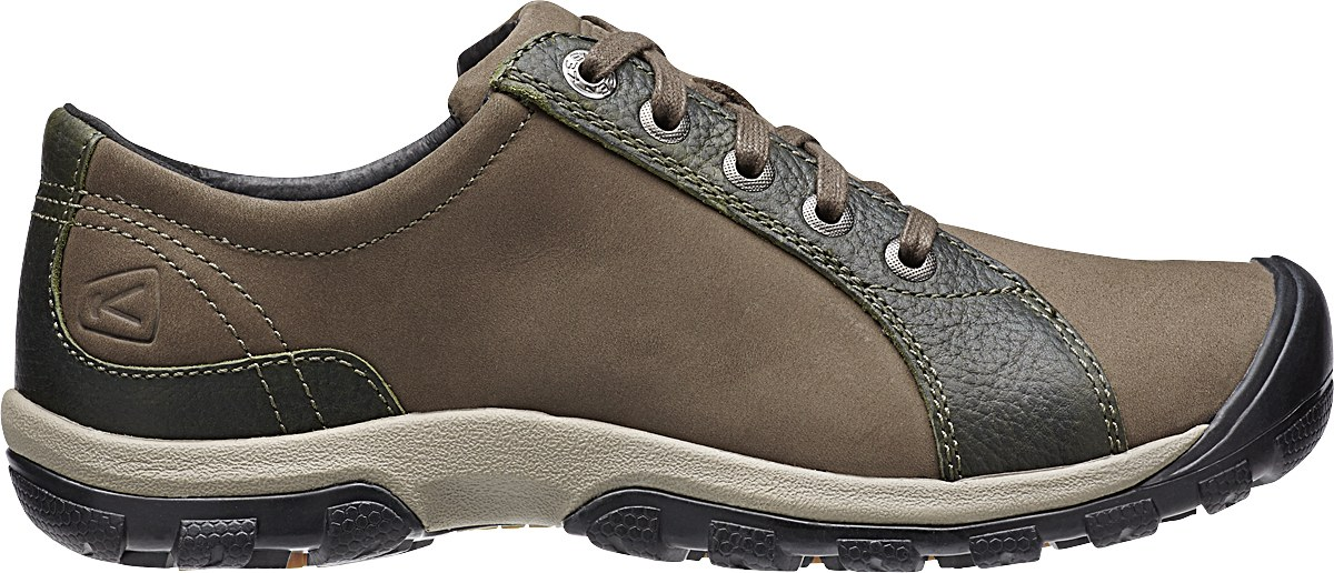 Keen Dawson Lace Forest Night/Black Olive-30