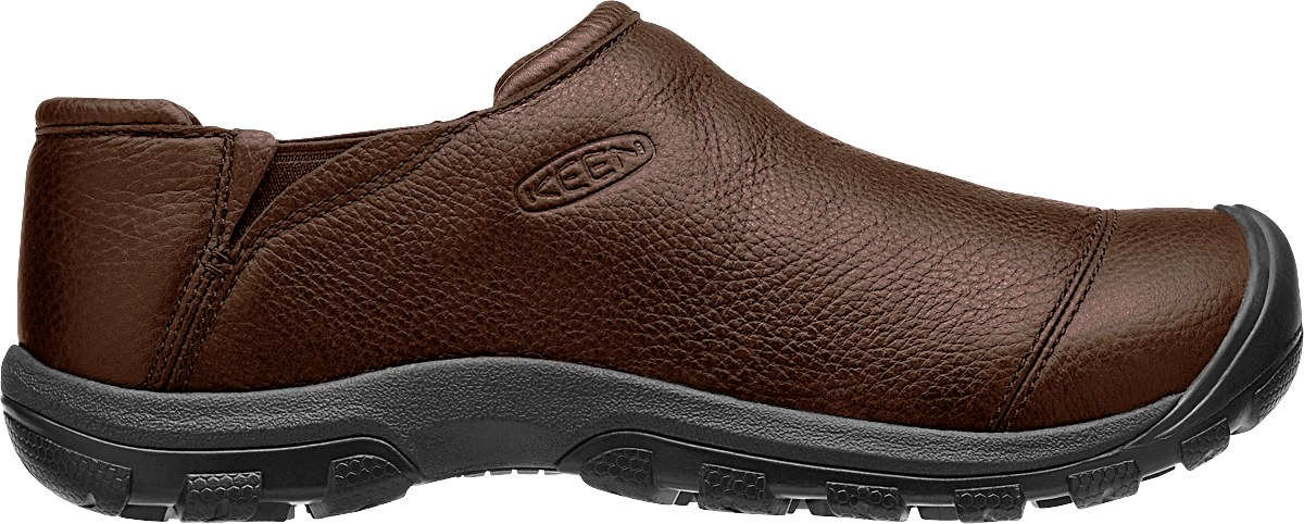 Keen Dawson Slip On Cascade Brown-30