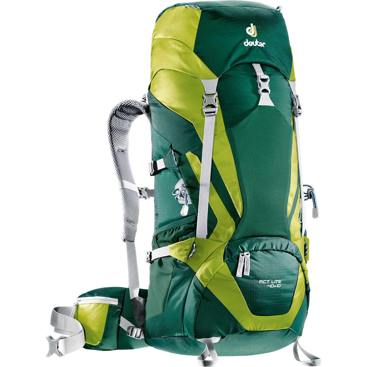 Deuter ACT Lite 40 + 10 forest-moss-30