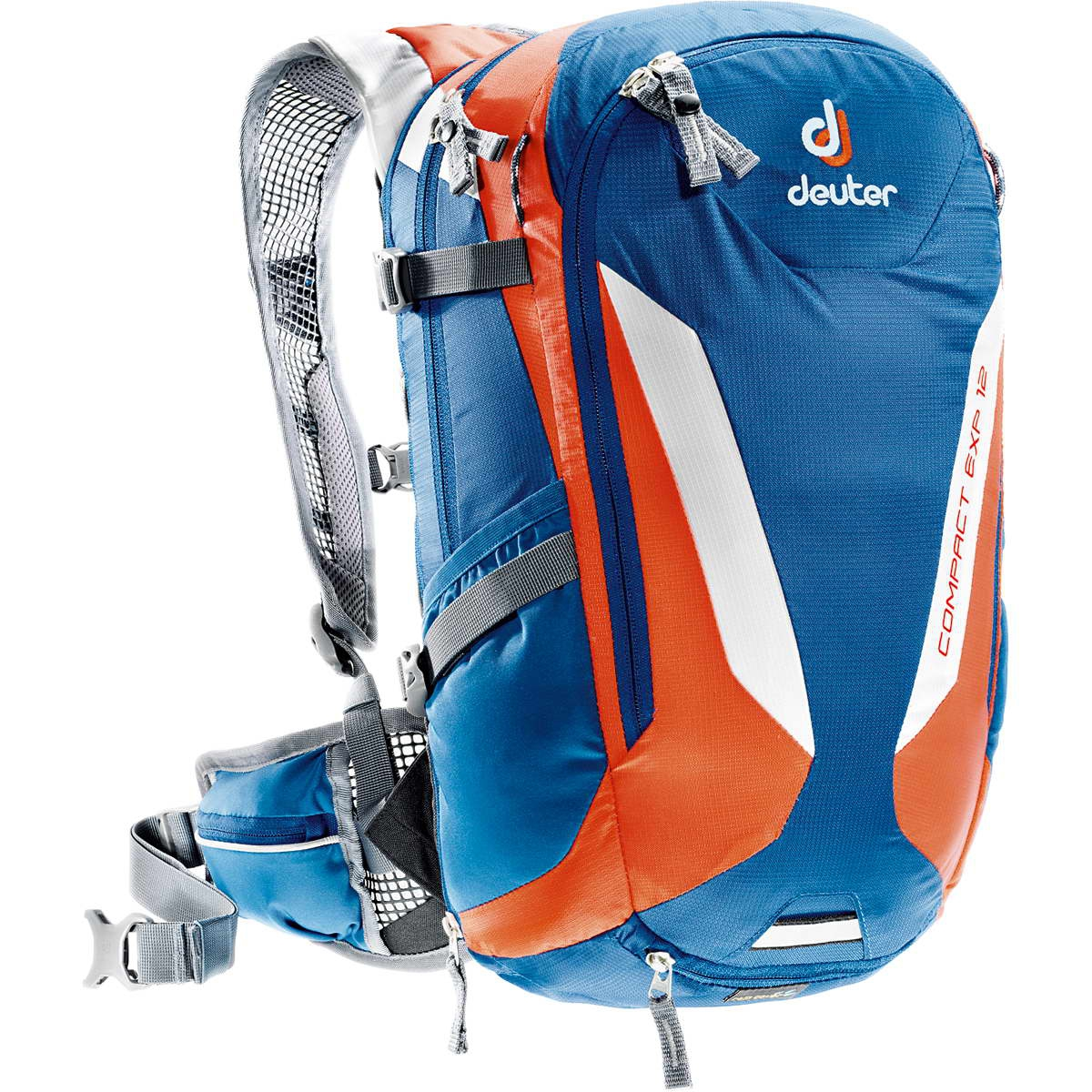 Deuter Compact EXP 12 steel-papaya-30