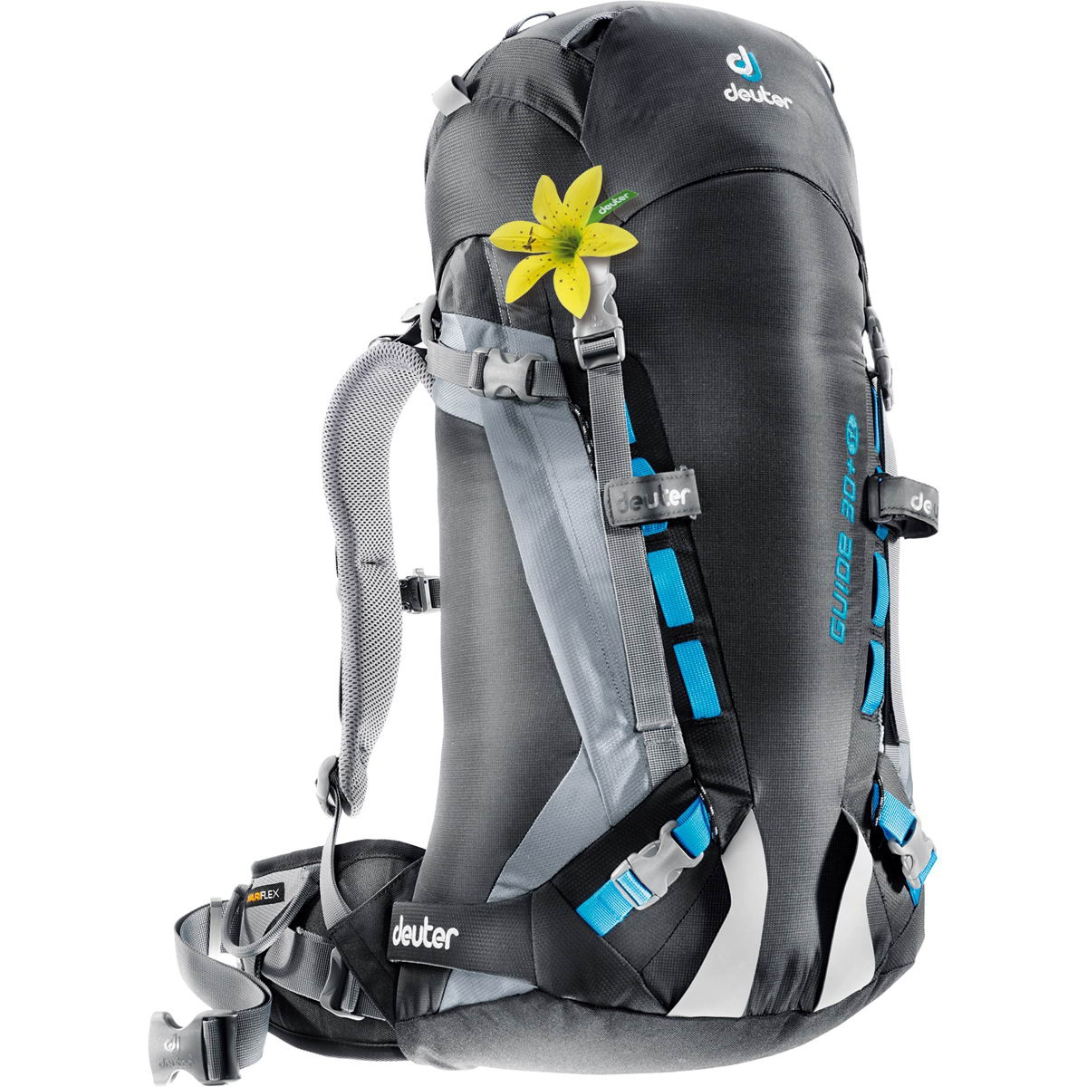 Deuter Guide 30+ SL black-titan-30