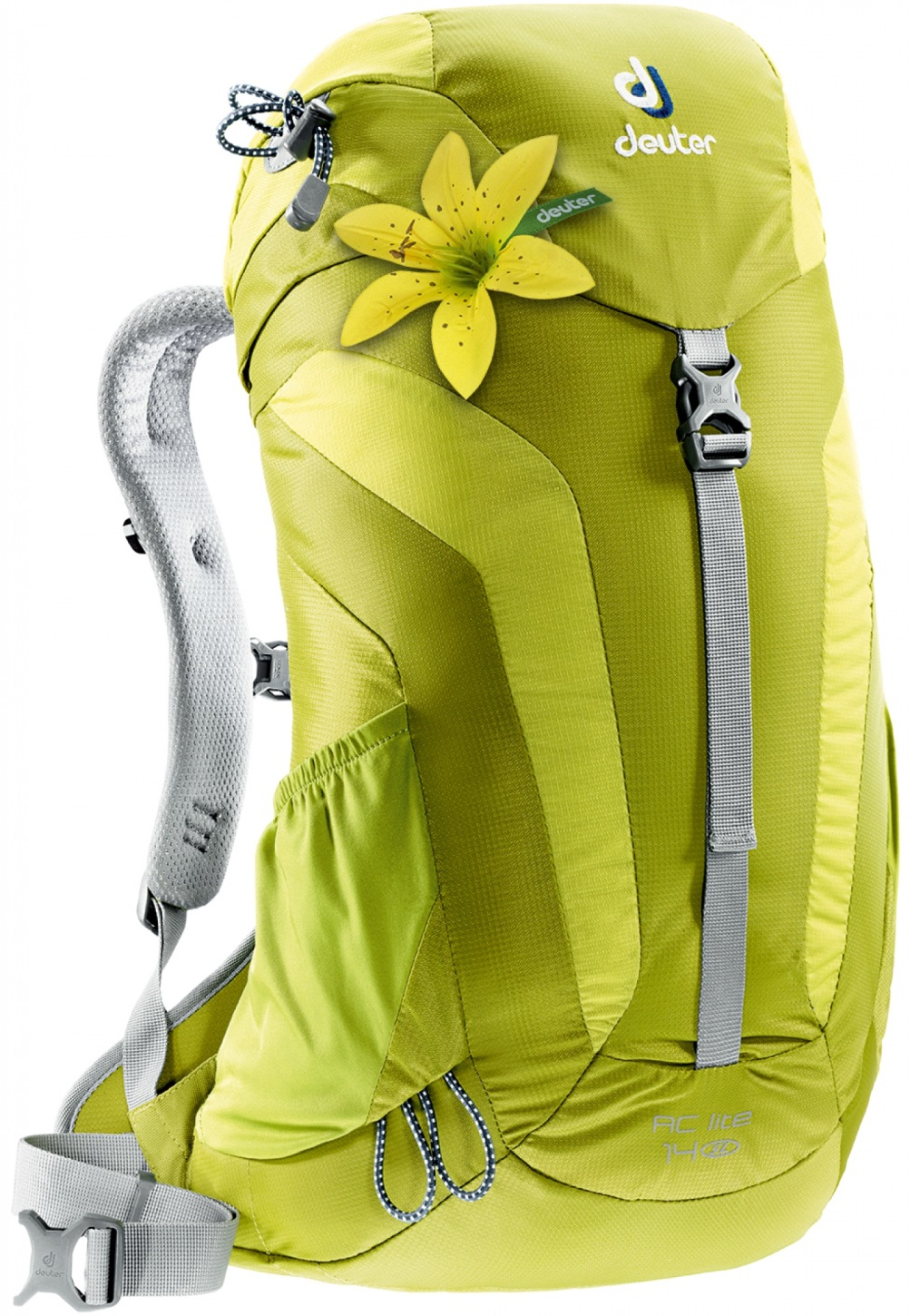 Deuter AC Lite 14 SL moss-apple-30