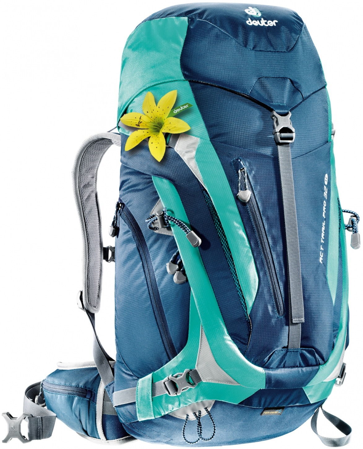 Deuter ACT Trail PRO 32 SL midnight-mint-30