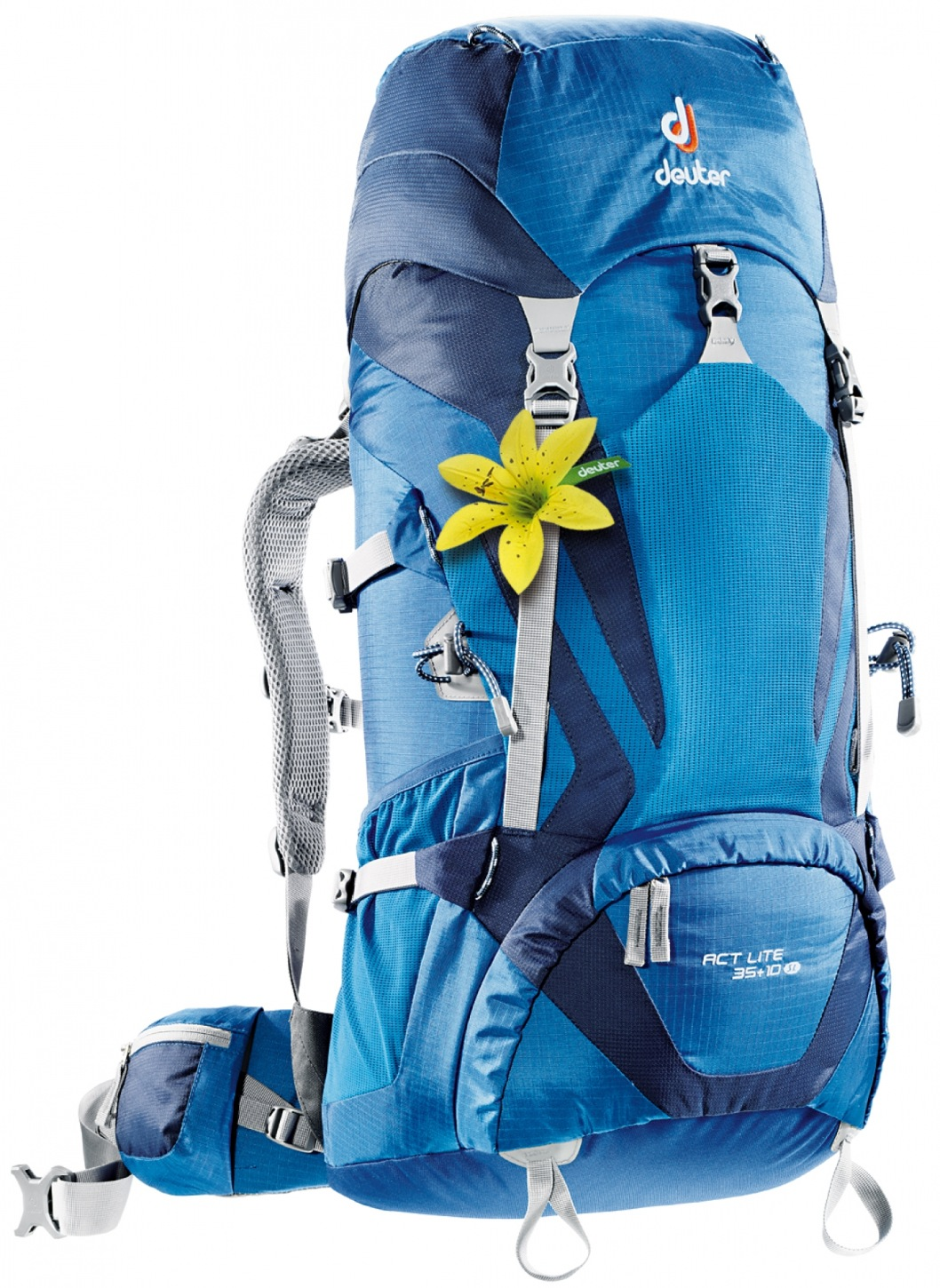 Deuter ACT Lite 35 + 10 SL steel-navy-30