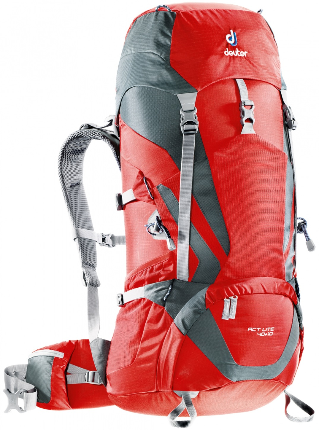 Deuter ACT Lite 40 + 10 fire-granite-30