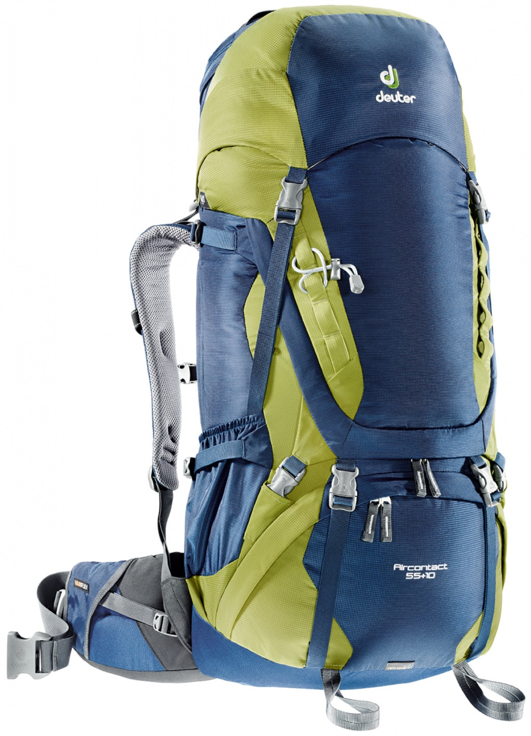 Deuter Aircontact 55 + 10 midnight-moss-30