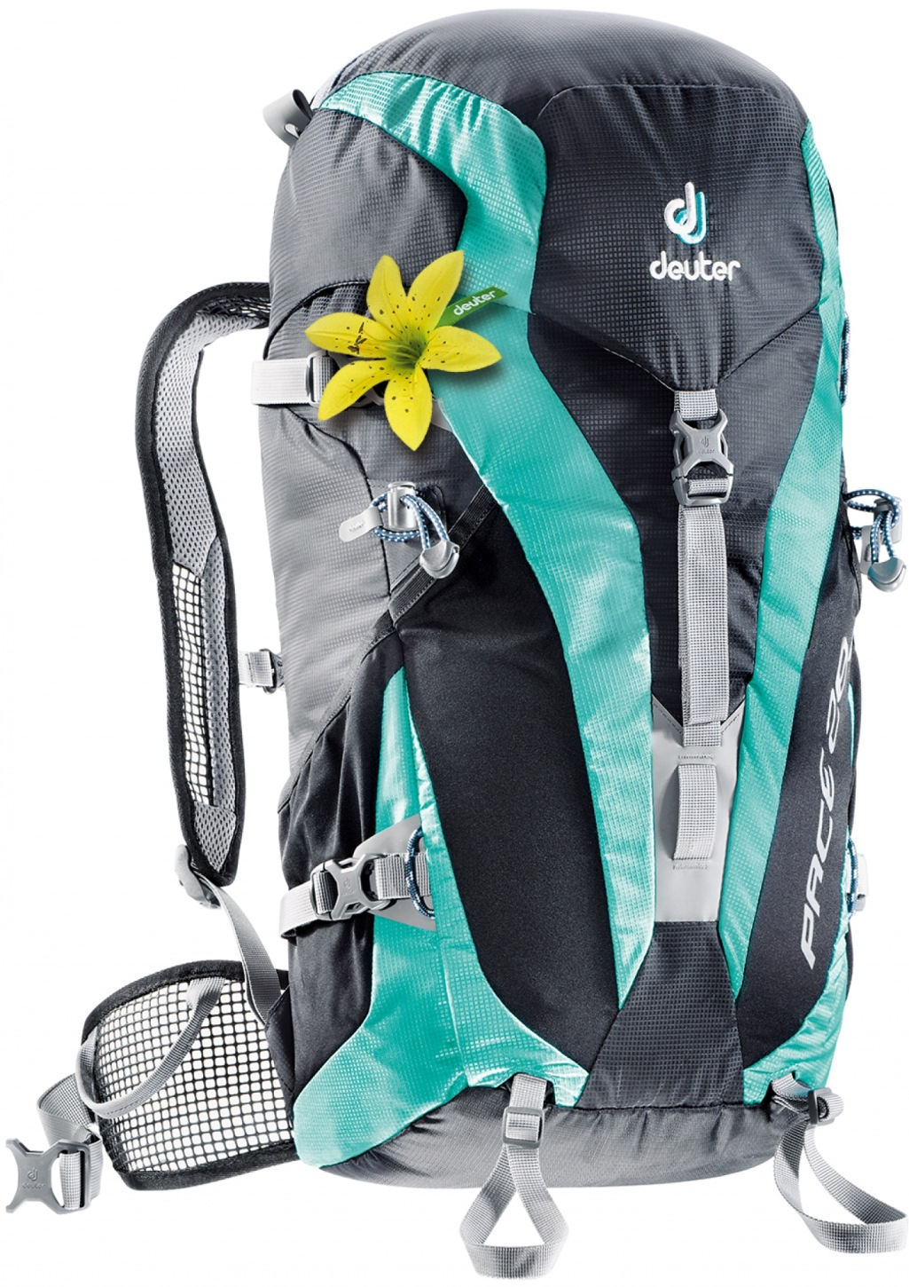 Deuter Pace 28 SL black-mint-30