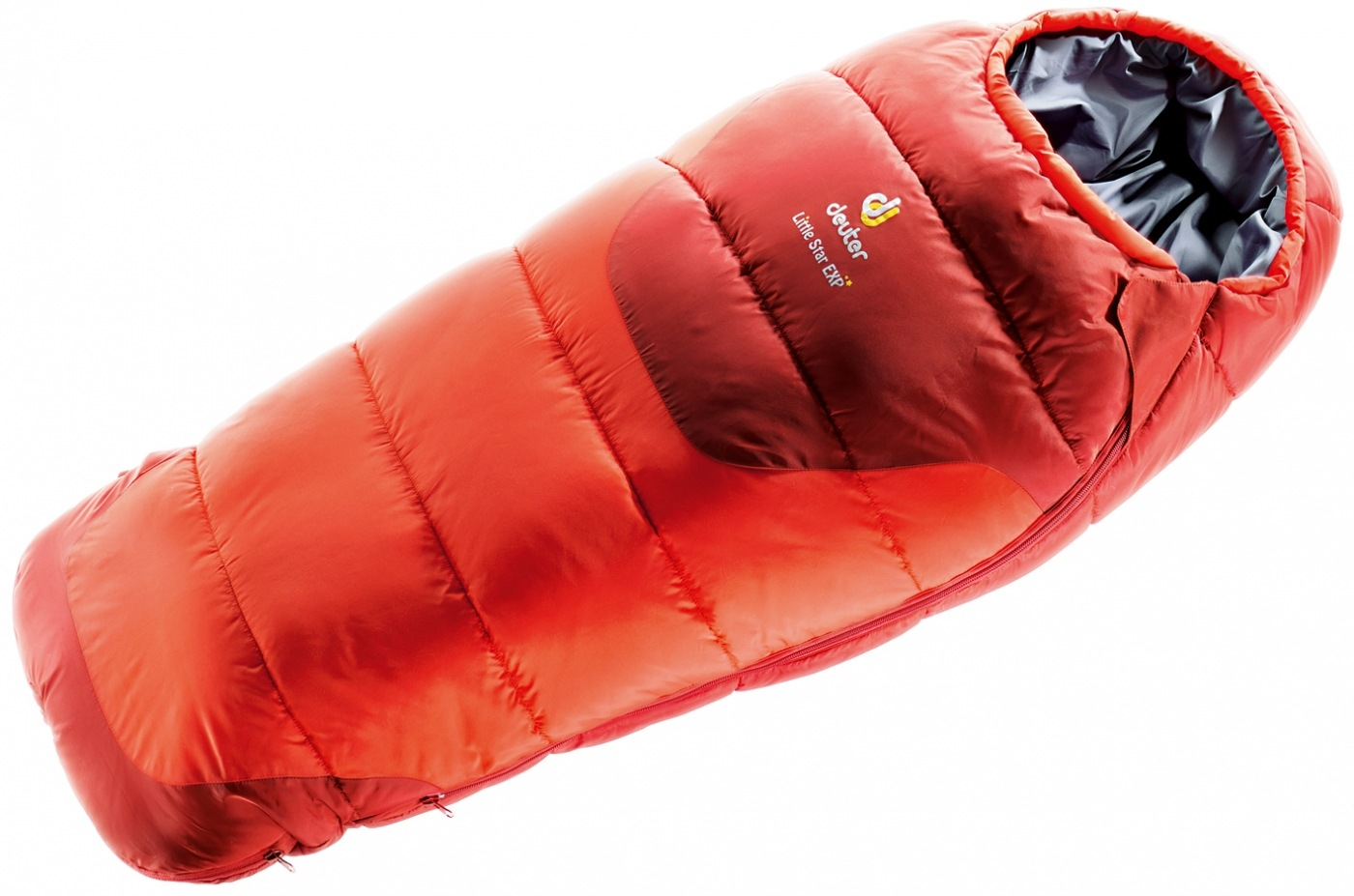 Deuter Little Star EXP papaya-lava-30