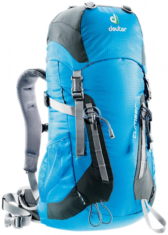 Deuter Climber turquoise-granite-30