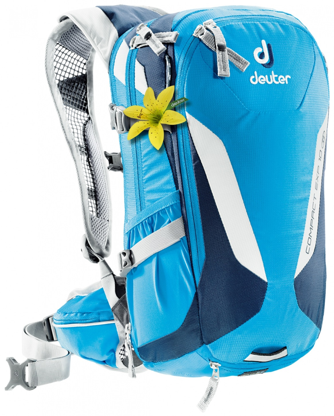 Deuter Compact EXP 10 SL turquoise-midnight-30