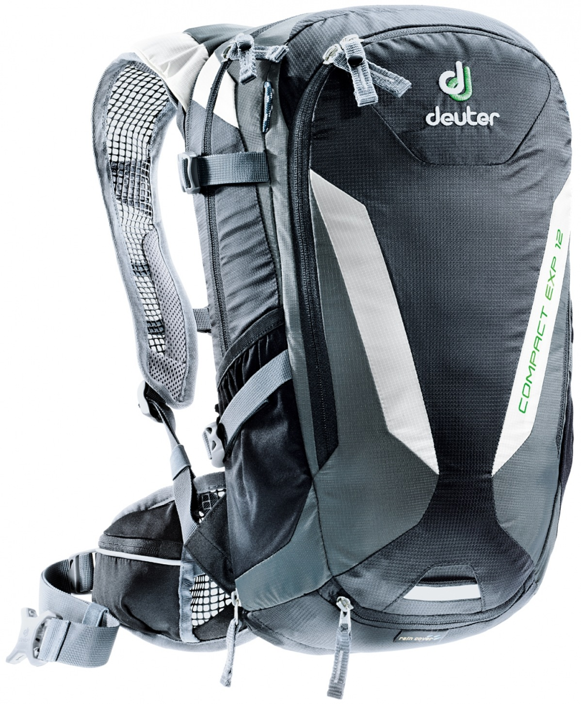 Deuter Compact EXP 12 black-granite-30