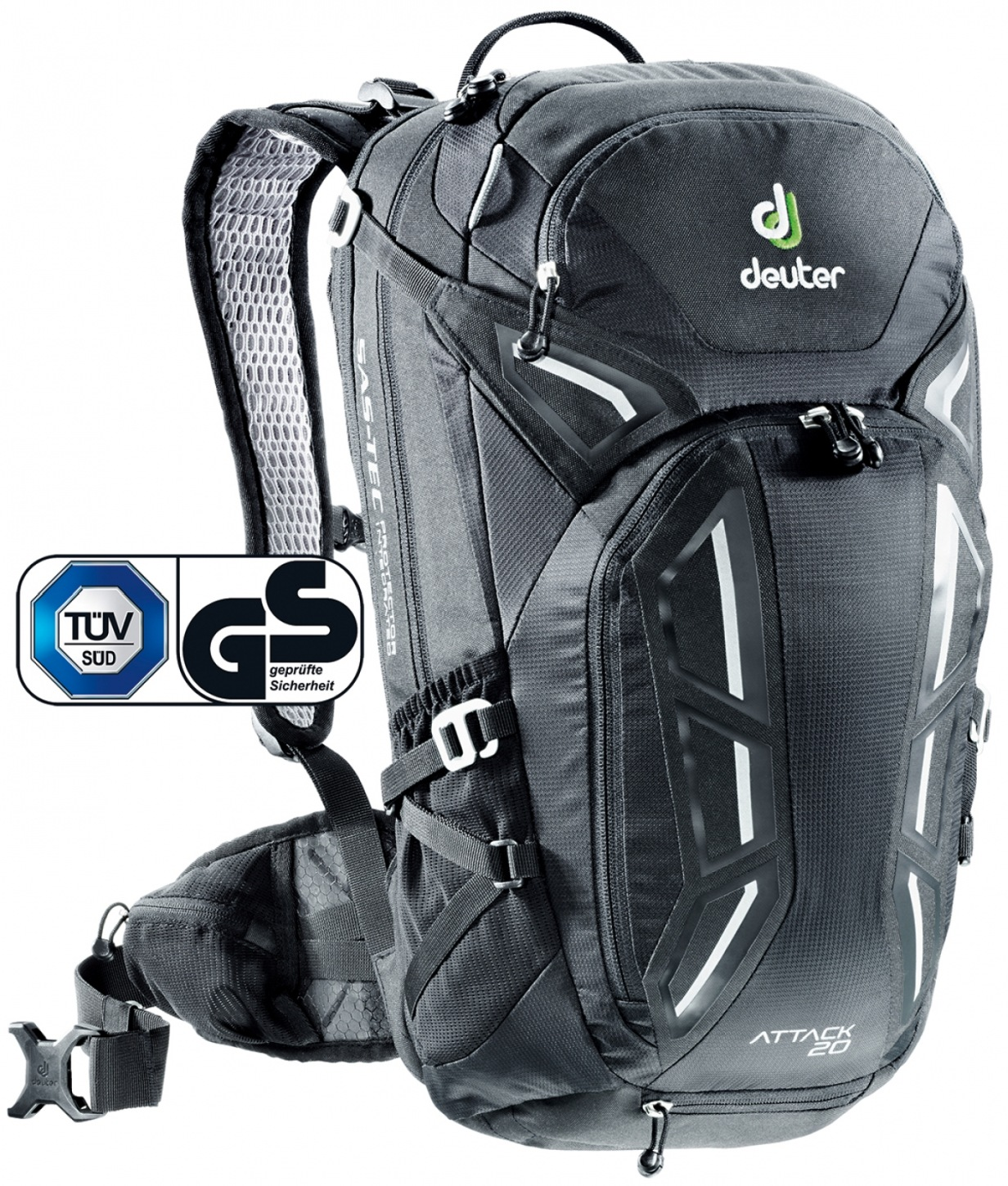 Deuter Attack 20 black-30