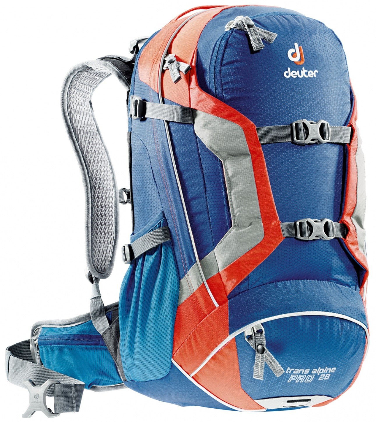 Deuter Trans Alpine Pro 28 steel-papaya-30