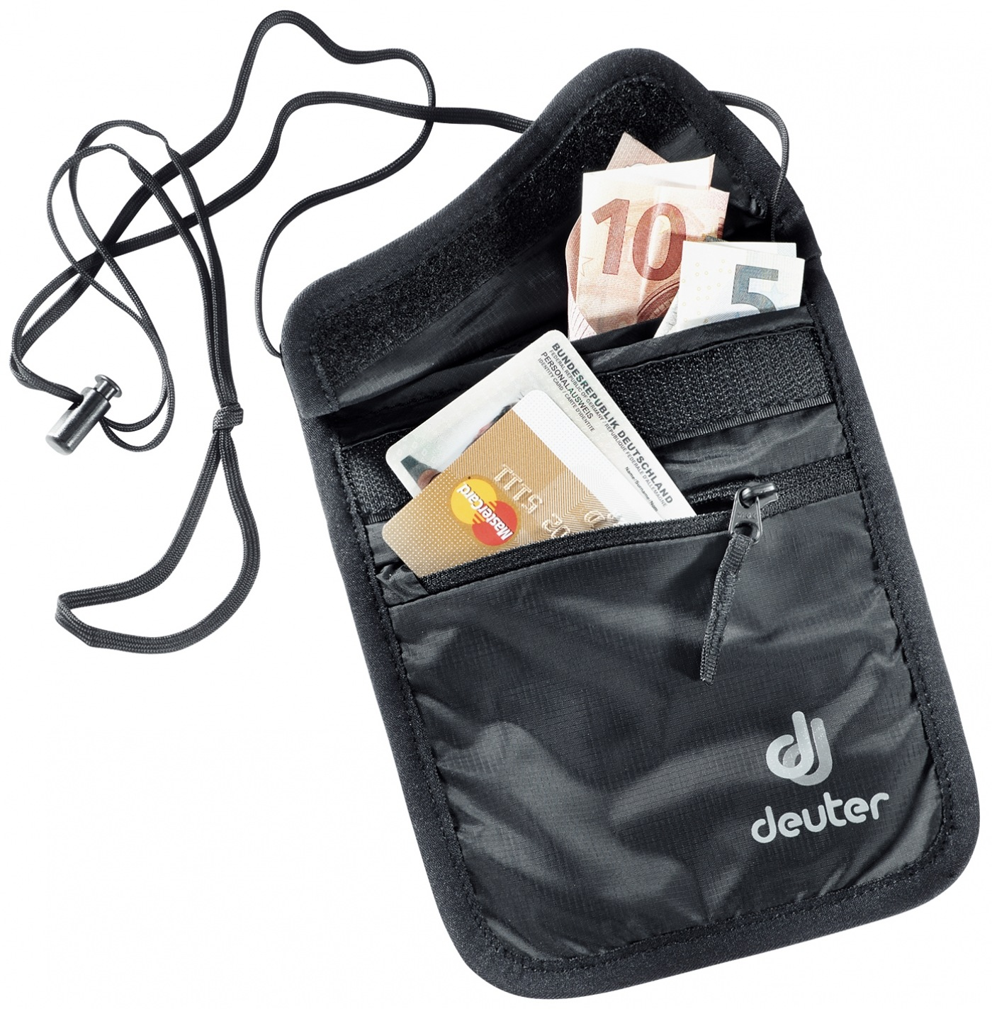 Deuter Security Wallet II black-30