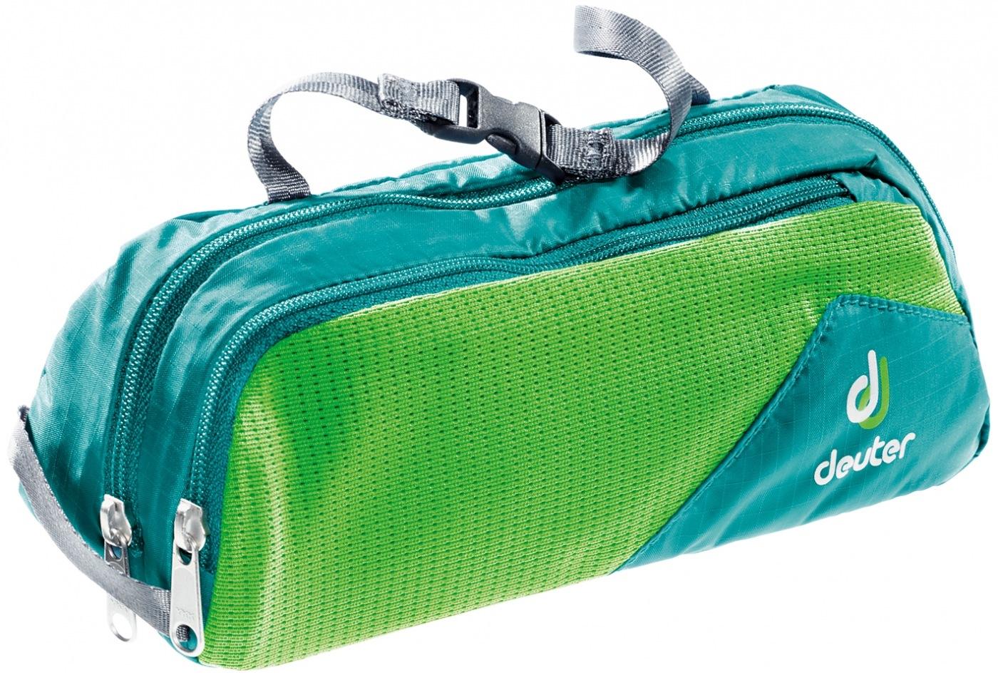 Deuter Wash Bag Tour I petrol-spring-30