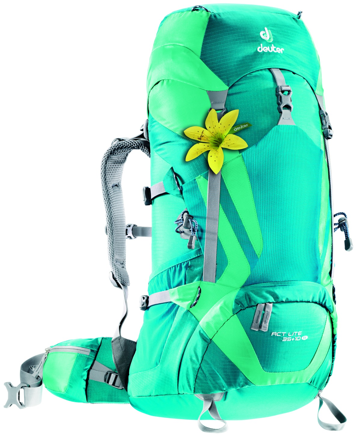Deuter ACT Lite 35 + 10 SL petrol-mint-30