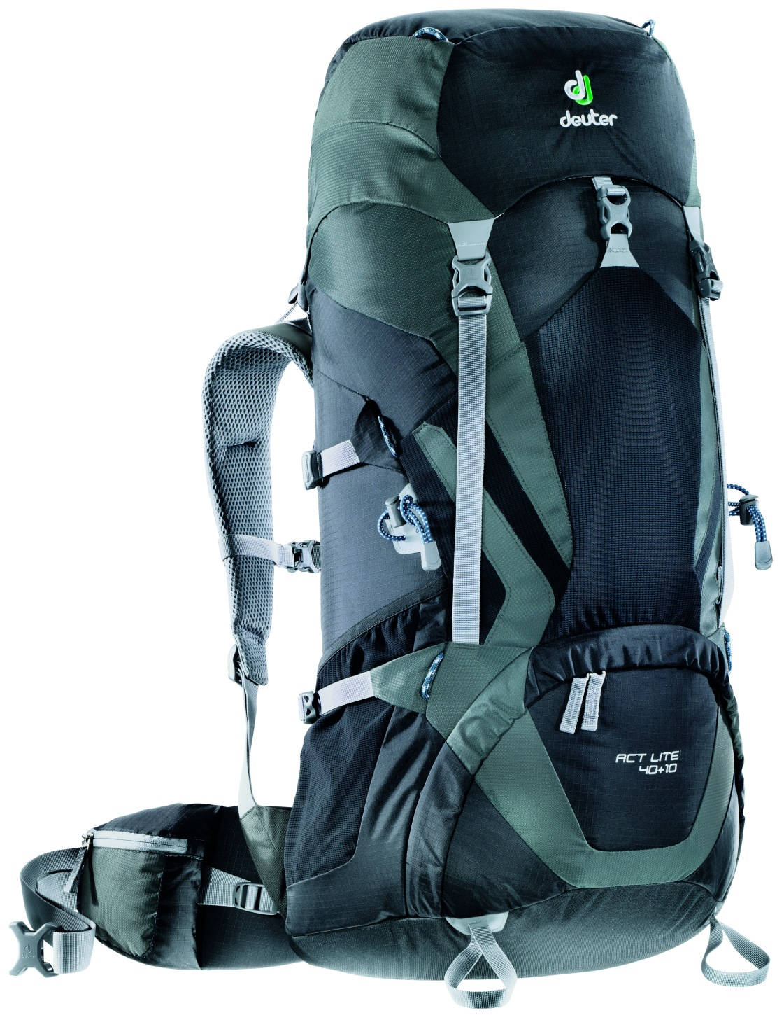 Deuter ACT Lite 40 + 10 black-granite-30