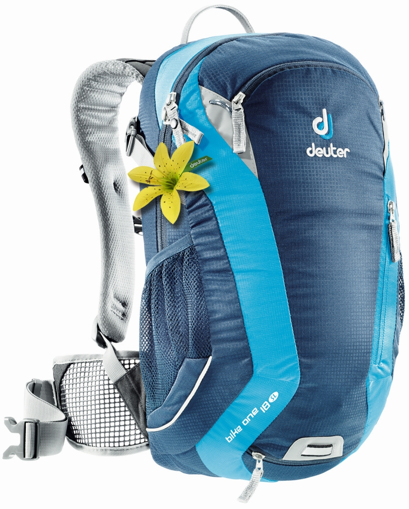 Deuter Bike One 18 SL midnight-turquoise-30
