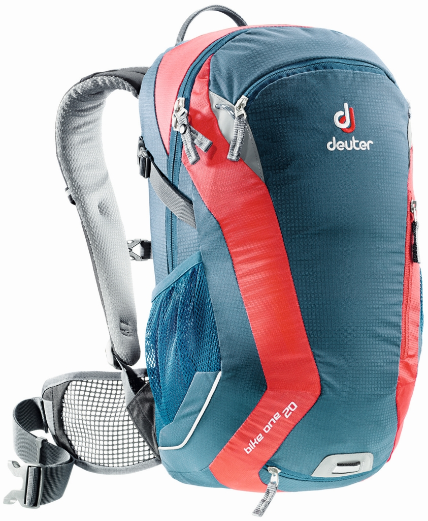 Deuter Bike One 20 arctic-fire-30