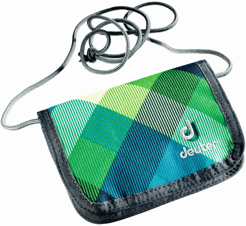 Deuter Wallet petrol crosscheck-30