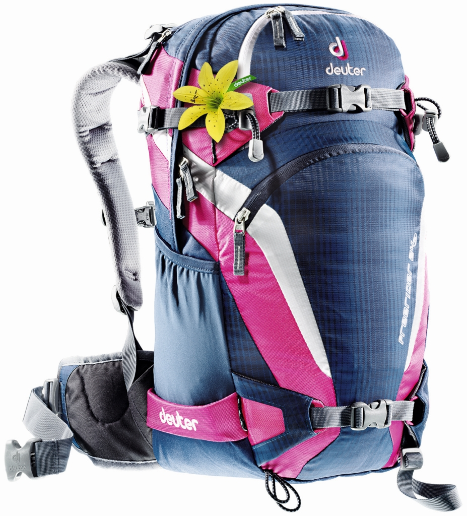 Deuter Freerider 24 SL midnight-magenta-30