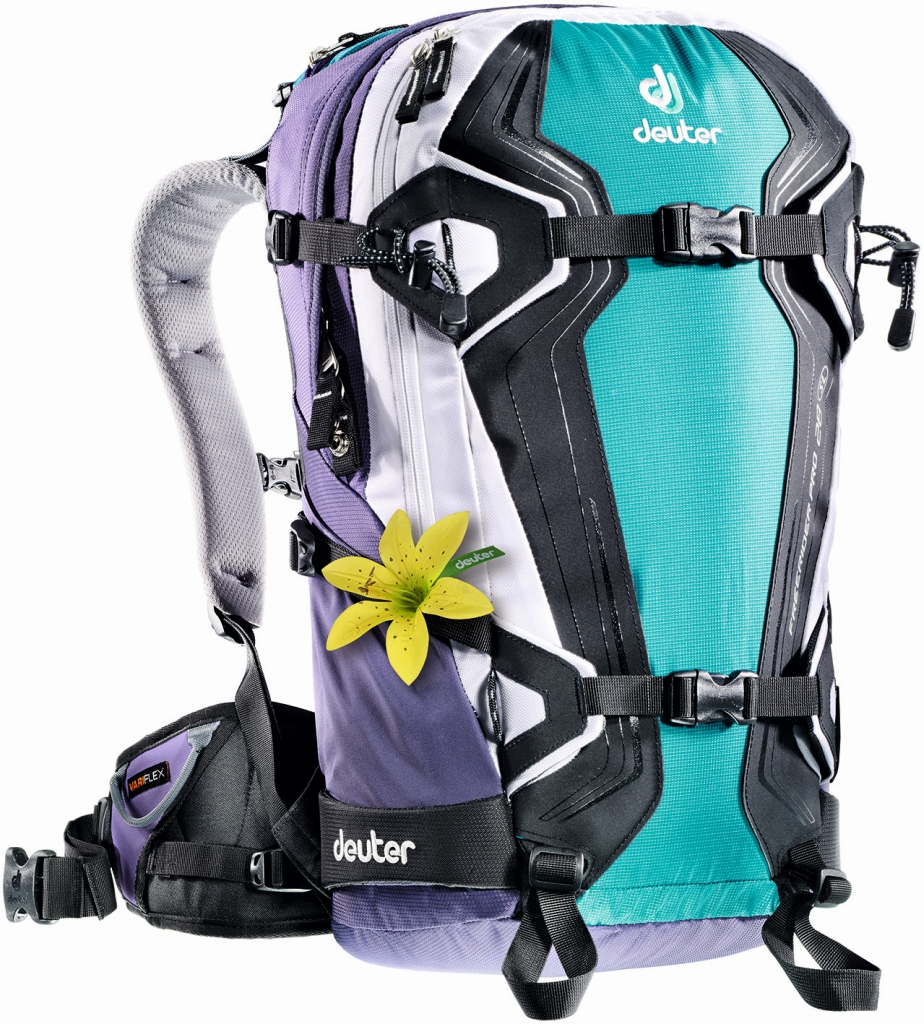 Deuter Freerider Pro 28 SL petrol-blueberry-30