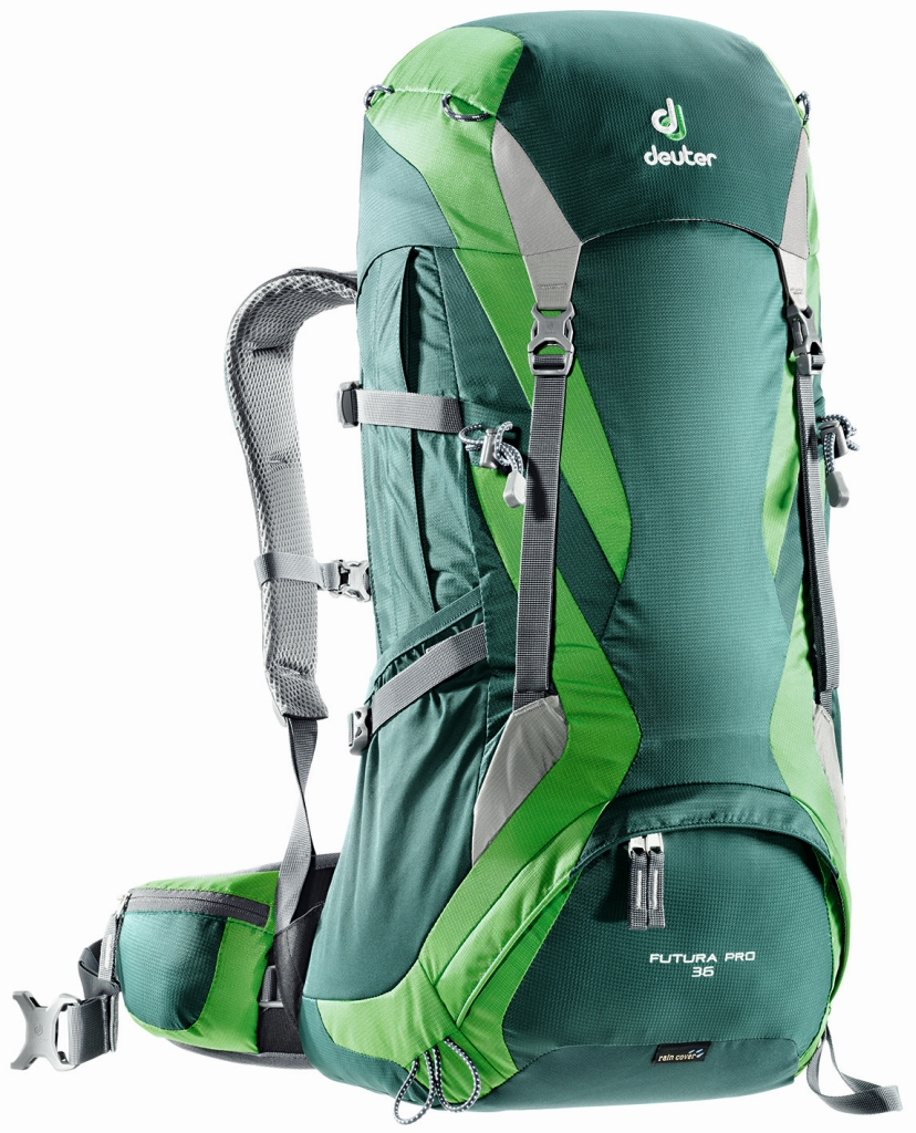 Deuter Futura Pro 36 forest-emerald-30