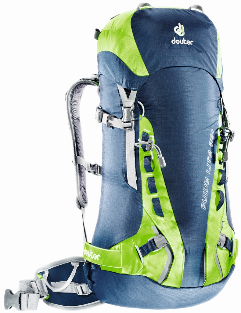 Deuter Guide Lite 32+ midnight-kiwi-30