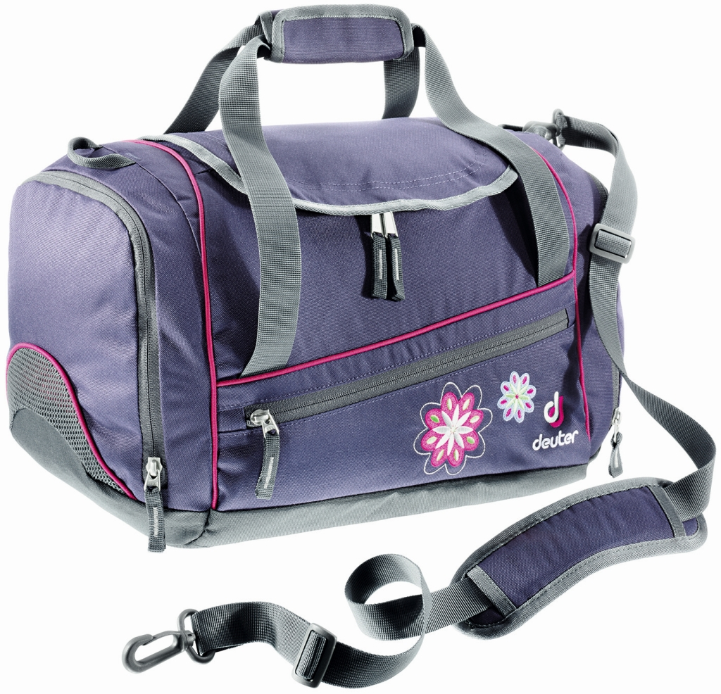 Deuter Hopper blueberry flower-30