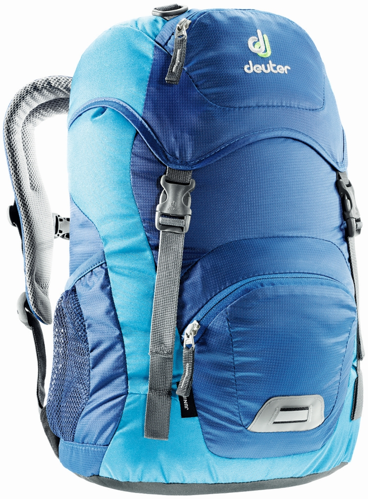 Deuter Junior steel-turquoise-30