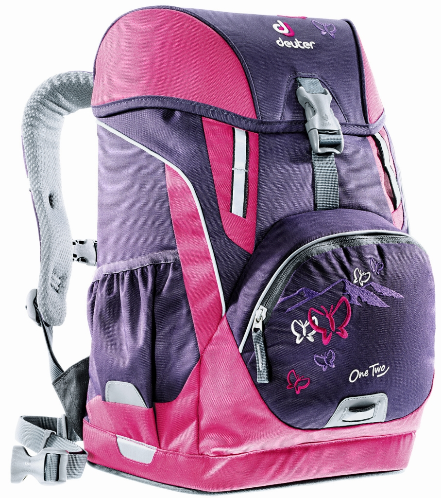 Deuter OneTwo blueberry butterfly-30