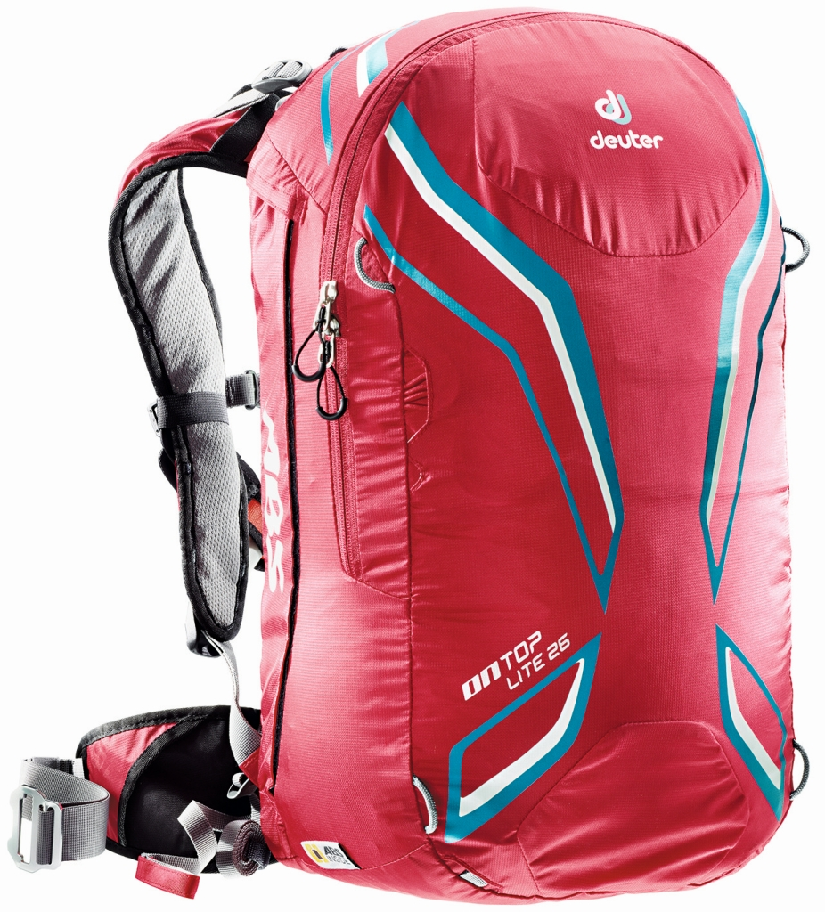 Deuter OnTop Lite ABS 26 fire-30