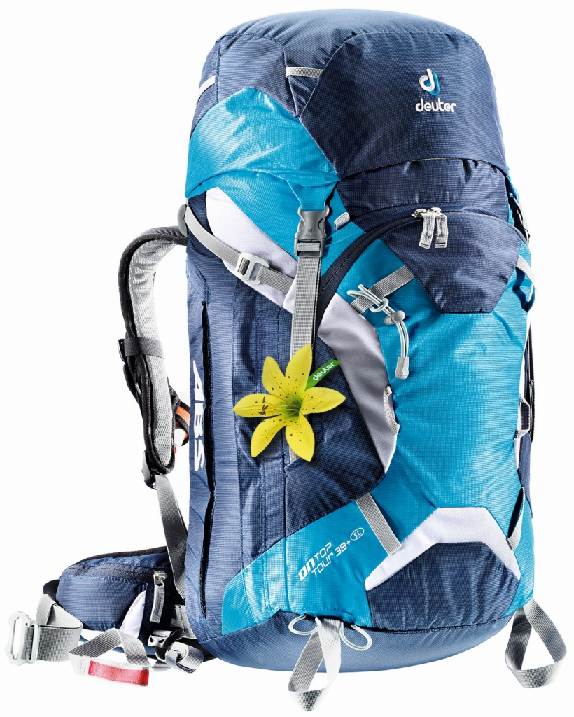 Deuter OnTop Tour ABS 38+ SL midnight-turquoise-30