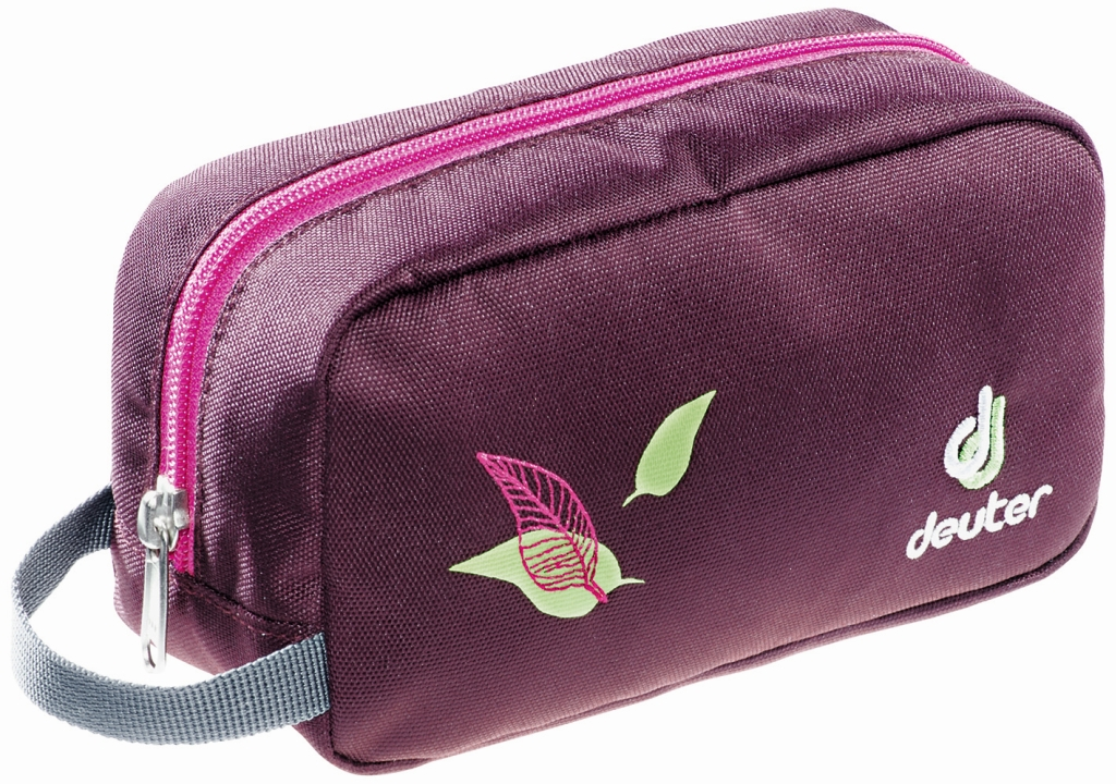 Deuter Pencil Pouch aubergine-magenta-30