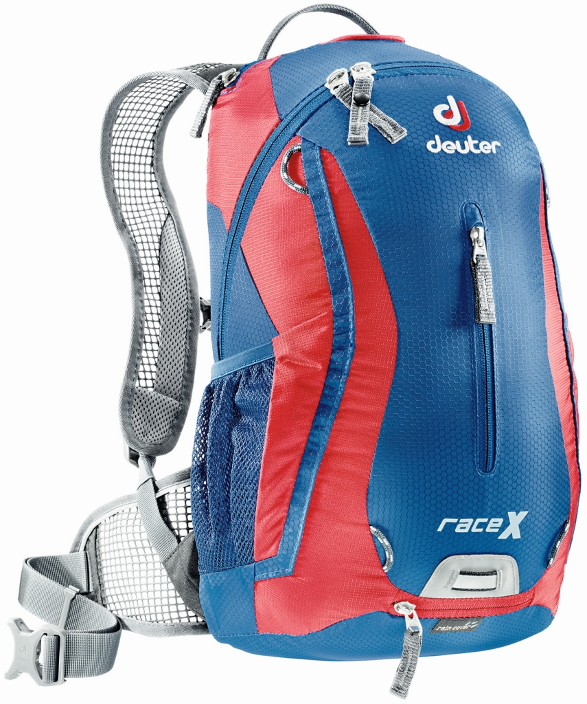 Deuter Race X steel-fire-30