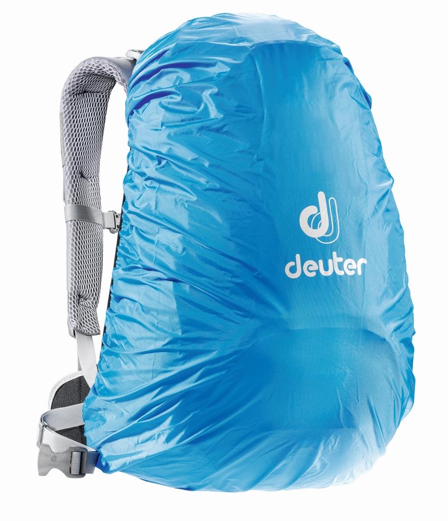 Deuter Raincover Mini coolblue-30