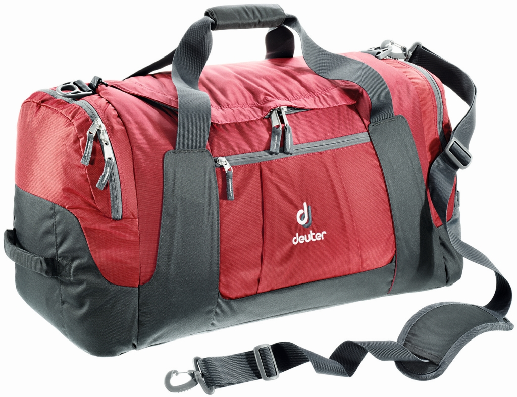 Deuter Relay 60 cranberry-granite-30