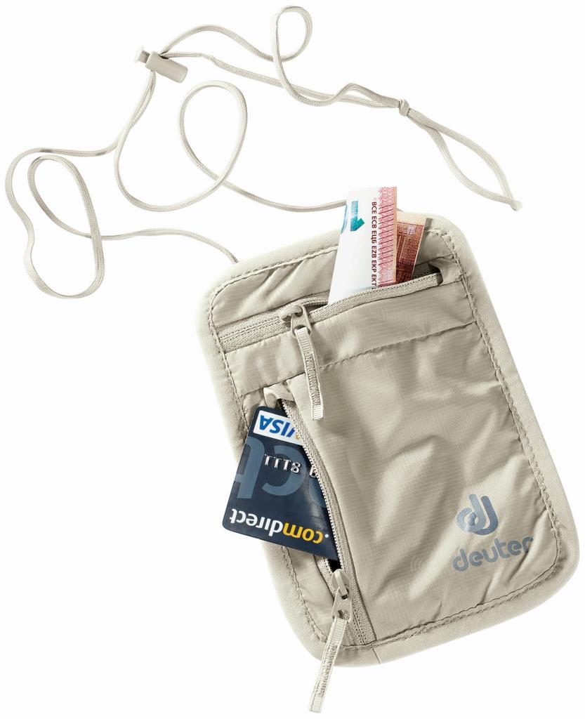 Deuter Security Wallet I sand-30